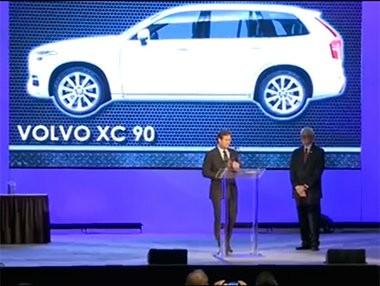 Los coches premiados en el Salón de Detroit 2016