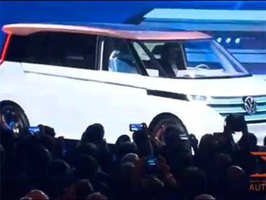 Los VW eléctricos conquistan Detroit 2016