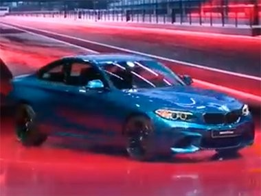 Debut de BMW X4 M40i y BMW M2 Coupe en Detroit 2016