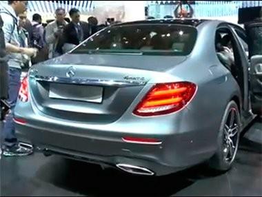 Las novedades de Mercedes en Detroit 2016