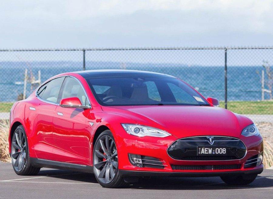 Así prueban el Tesla Model S sin conductor en Australia