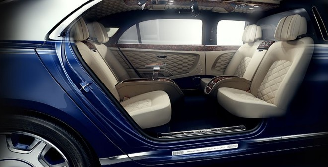 Bentley Mulsanne Mulliner 2016