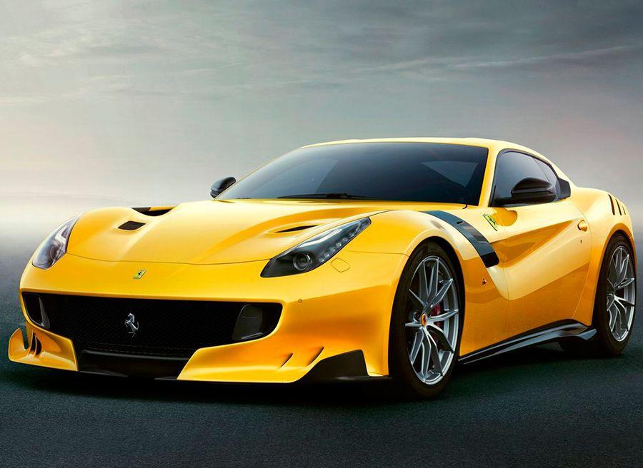 Clásicos modernos o youngtimers, Ferrari F12tdf