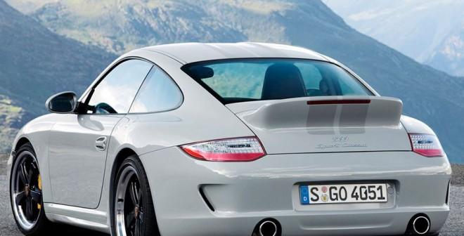 Clásicos modernos o youngtimers, Porsche 911 Sport Classic