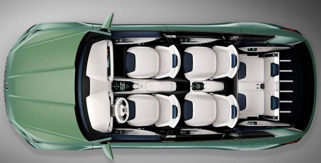 El SUV Skoda Vision S Concept en Ginebra 2016