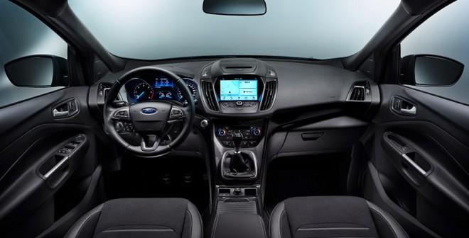 El nuevo Ford Kuga 2016 y su tecnología debutan en el MWC de Barcelona