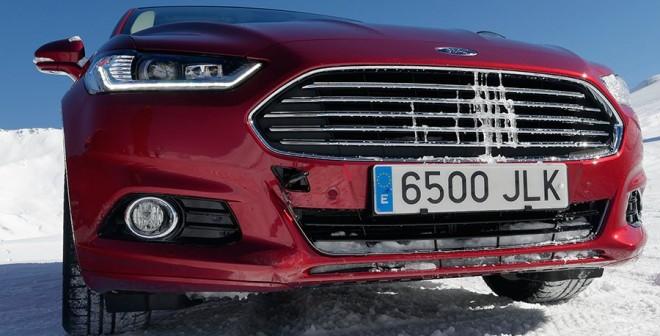 Ford AWD nieve, Astún, Rubén Fidalgo