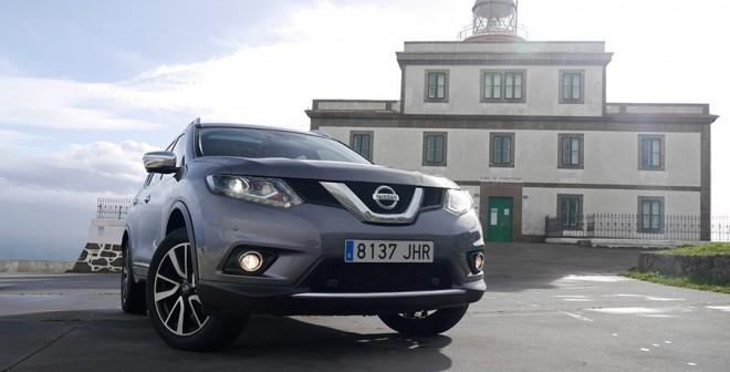 Gama SUV Nissan líder en 2015