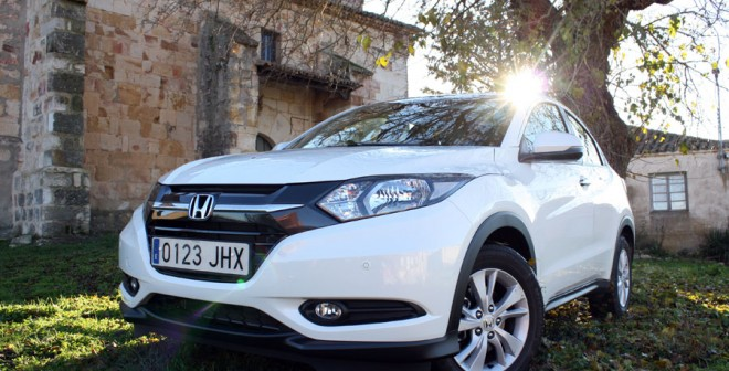 Prueba Honda HR-V gasolina