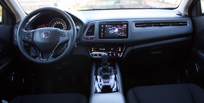 Prueba Honda HR-V 1.5 i-VTEC