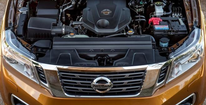 Motor Nissan Navra