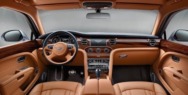 Nuevo Bentley Mulsanne listo para Ginebra 2016