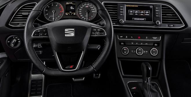 Presentación y prueba del Seat León Cupra 290 CV 2016