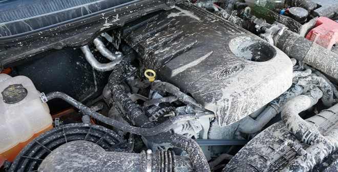 Presentación y prueba del nuevo Ford Ranger 2016, motor, Rubén Fidalgo