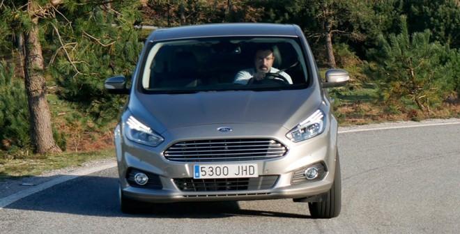 Prueba Ford Focus S-Max Titanium 2015, Baiona, Rubén Fidalgo