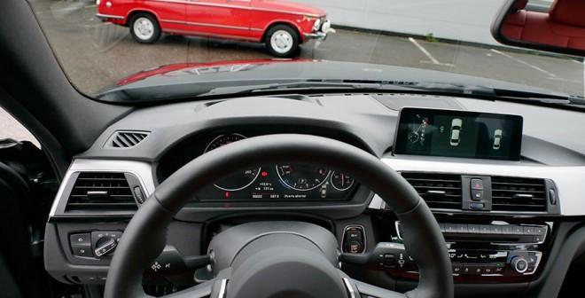 Prueba del BMW 320d 2016, Vigo, Rubén Fidalgo
