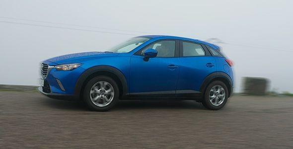Prueba Mazda CX-3 1.5 diésel 105 CV 2015