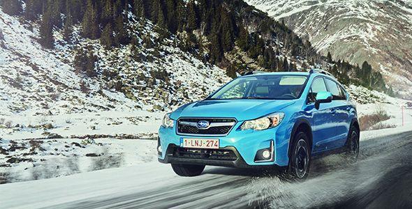 El Subaru XV experimenta un profundo lavado de cara