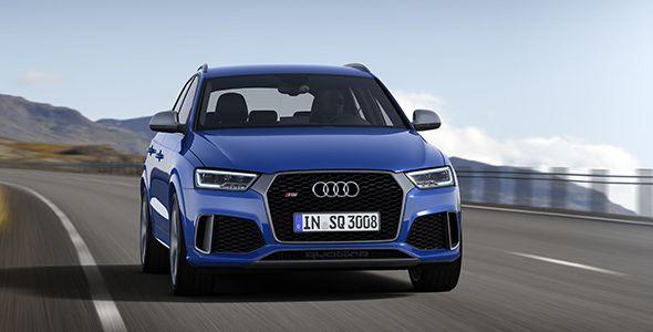 Audi presentará su espectacular RS Q3 en Ginebra