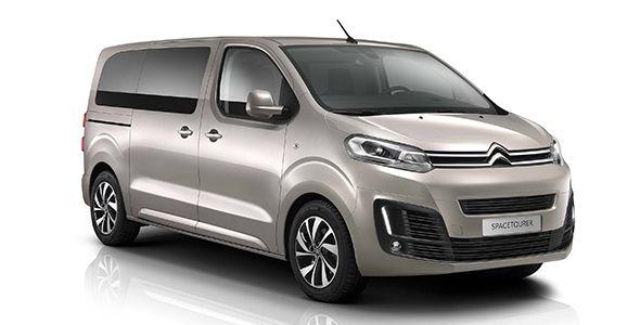 Citroën SpaceTourer: la polivalencia llega a Ginebra