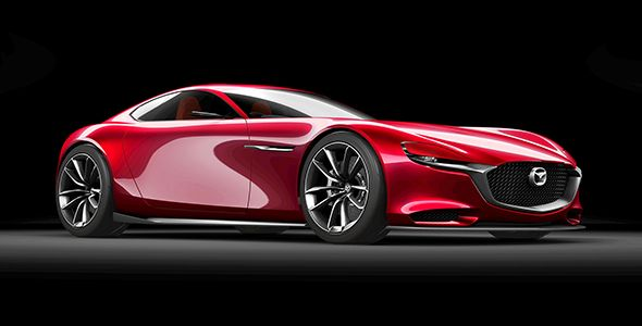 Mazda muestra su RX-Vision en Ginebra