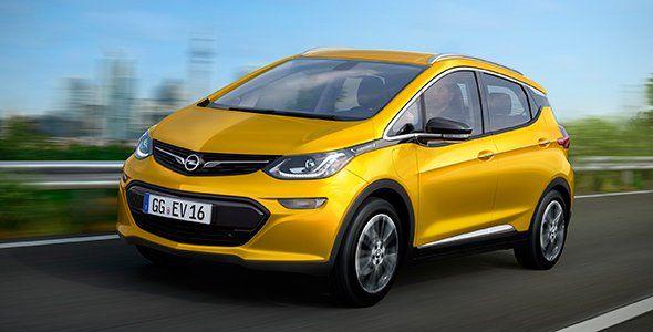 Nuevo Opel Ampera-e para 2017
