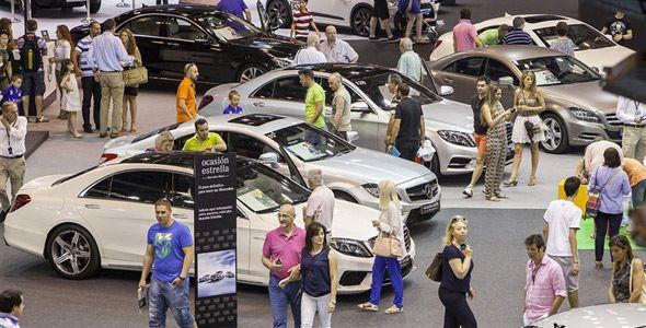 El Salón del Vehículo de Ocasión de Madrid exhibirá más de 5.000 vehículos