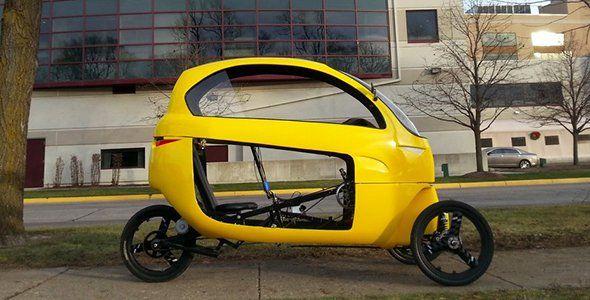 Los velociclos se ponen de moda