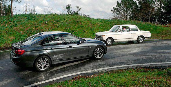 Prueba del BMW 320d 2016