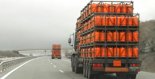 El nuevo objetivo de la DGT: camiones y furgonetas