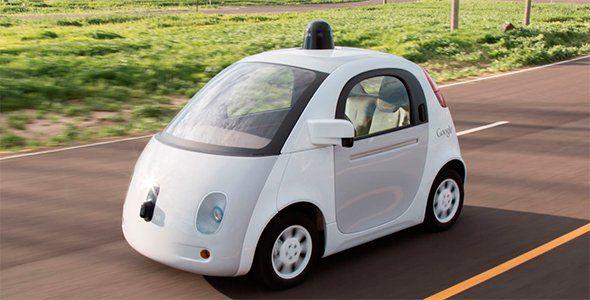 Ofertas de empleo para el coche de Google