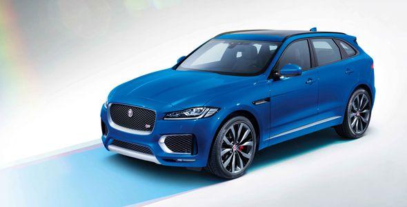 ¿Quieres conocer el Jaguar F-Pace en persona?