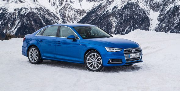 Audi Quattro Ultra: igual de efectivo, pero más eficiente