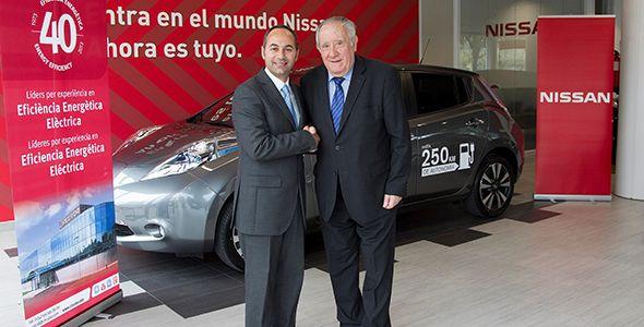 Las tres estrategias de Nissan para promover el vehículo eléctrico