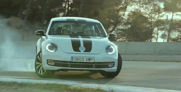 El VW Beetle muestra su lado más salvaje