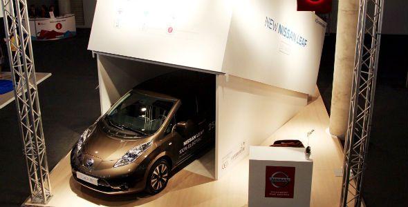 El nuevo Nissan Leaf desembarca en el MWC de Barcelona