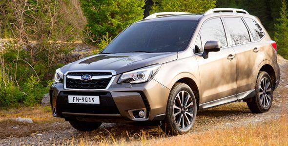 El nuevo Subaru Forester se pondrá a la venta en marzo, tras su debut en Ginebra