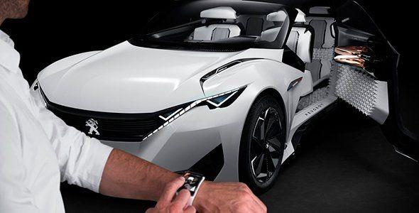El futuro del Peugeot i-Cockpit en Ginebra 2016