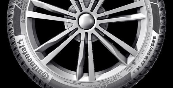 Continental renueva sus neumáticos de invierno: WinterContact TS 860