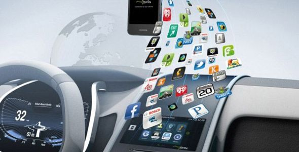 Los coches toman protagonismo en el Mobile World Congress