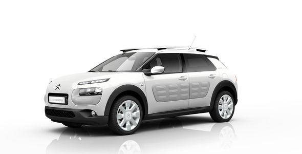 """El nuevo estilo del Citroën C4 Cactus se ha denominado """"W"""""""