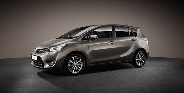 El Toyota Verso refuerza su gama mecánica con un motor diésel