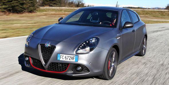 Nuevo Alfa Romeo Giulietta, listo para Ginebra 2016