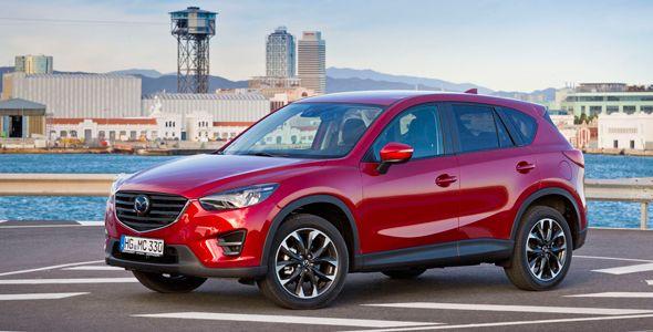 Mazda, precursora del sistema de frenado automático en España