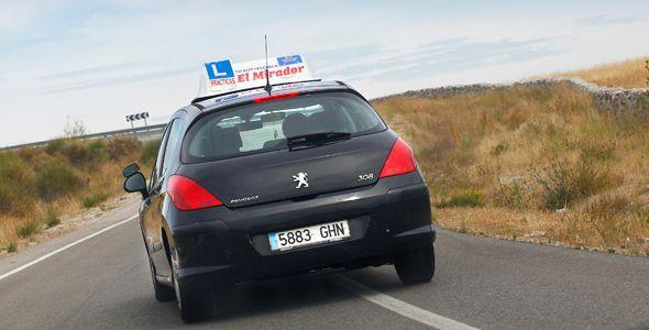 La calidad de los exámenes de conducir según los futuros aspirantes