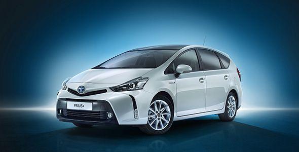 Toyota apuesta por su Prius+ para el sector del taxi