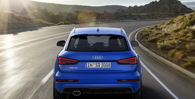 Siguiendo la estela del Audi RS Q3 performance