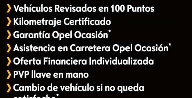"""""""Opel Ocasión"""" es el nuevo proyecto de la marca para seminuevos y coches de ocasión"""