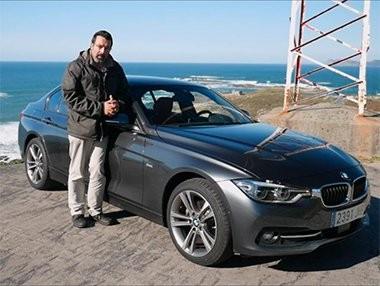 Vídeo prueba BMW 320d Sport 2015