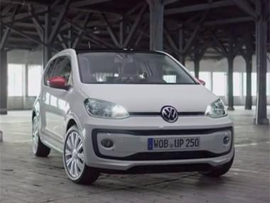 El nuevo Volkswagen Up! en vídeo